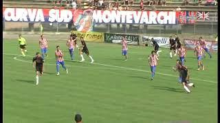 Serie D Girone E Aquila Montevarchi-Ghivizzano B. 1-1