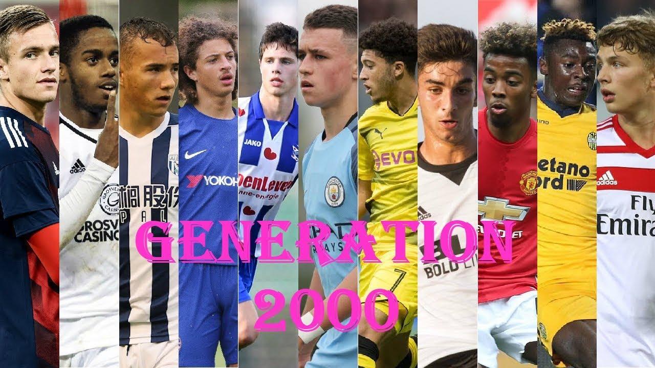 Best Futbol Players 2019 FOOTBALL WONDERKIDS 2019 (U 18)   Moise Kean, Foden, Sancho, A