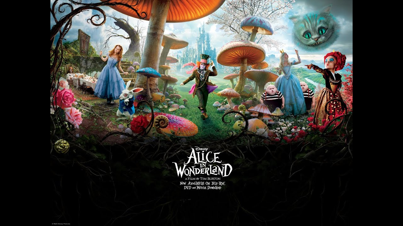 Alice In Wonderland Tim Burton Full Movie Online Free