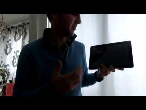 Huawei MediaPad 10 FHD Tablet im Unboxing [Deutsch]