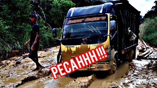 Kumpulan video truk di indonesia !!! Aksi Hebat dan skill hebat sopir truk indonesia !!!