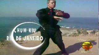 Aula de Kung Fu Wing Chun Prime - Chum Kiu no Arpoador - Rio de Janeiro Brasil - Ip Man HD