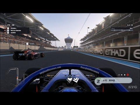 F1 2019 – Sunrise Gameplay (PC HD) [1080p60FPS]