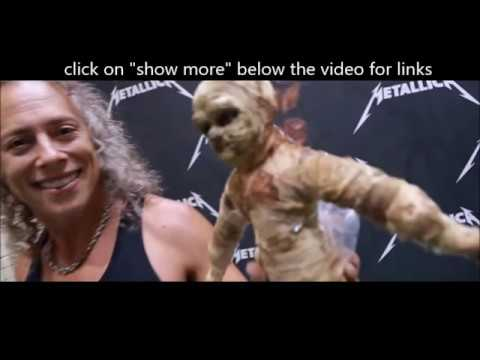 """Metallica """"Enter Sandman"""" and """"Thank You"""" San Diego videos released from Aug 6th"""
