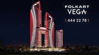 Folkart Vega'da bütün geceler şölene dönüşecek!