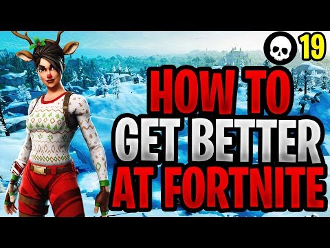 This Is Why You Aren't Getting Better At Fortnite! (Battle Royale Tips - Fortnite How To Get Better)