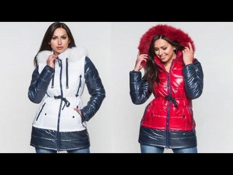 Купила зимнюю женскую куртку из интернет-магазина, недорого