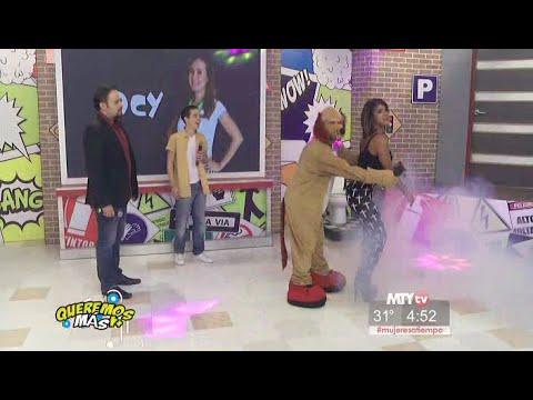 Guarumo quiere bailar con Alejandra