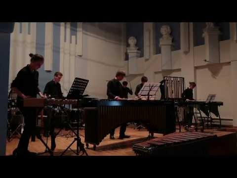 Overture for Percussion Ensemble - John Beck