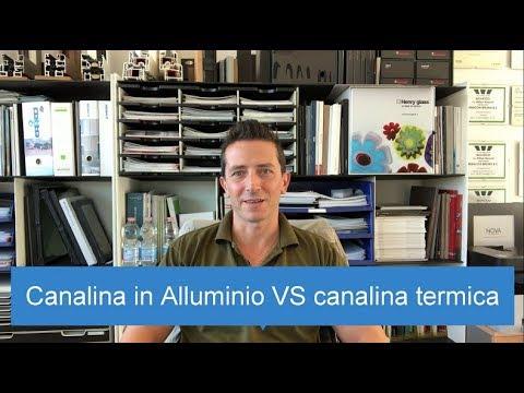 Canalina termica o alluminio condensa sui vetri youtube - Condensa finestre alluminio ...