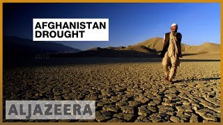 🇦🇫 Afghanistan: Millions risk running out of water in severe drought   Al Jazeera English