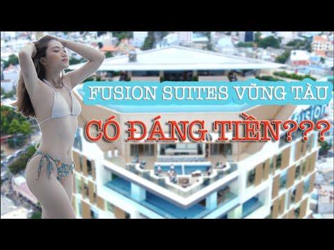 FUSION SUITES VŨNG TÀU | Khách Sạn 5 Sao Sở Hữu 10 Hồ Bơi Tràn Bờ Hướng Biển Có Gì Hot ???