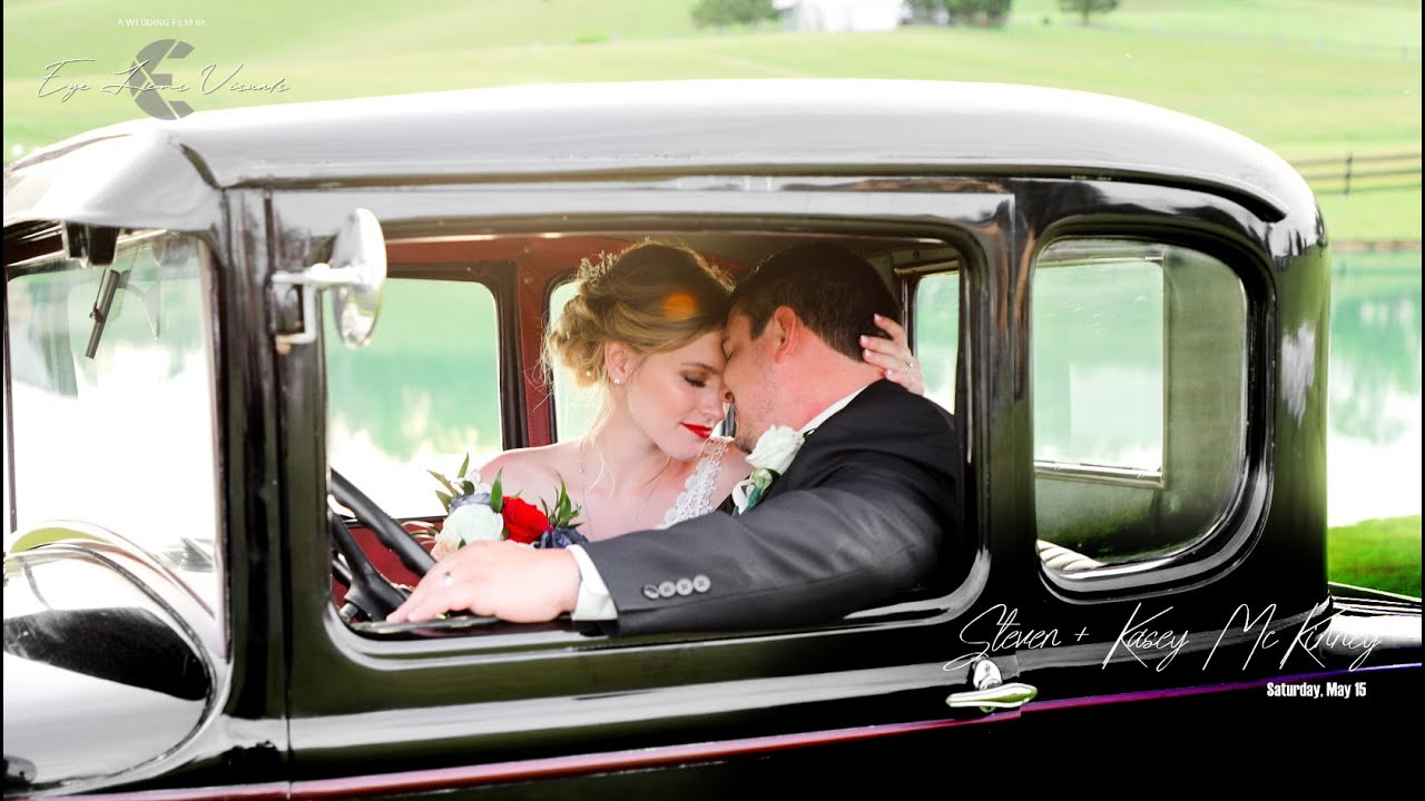 Steven and Kasey McKinney Wedding | Little Acre Farm Wedding Venue