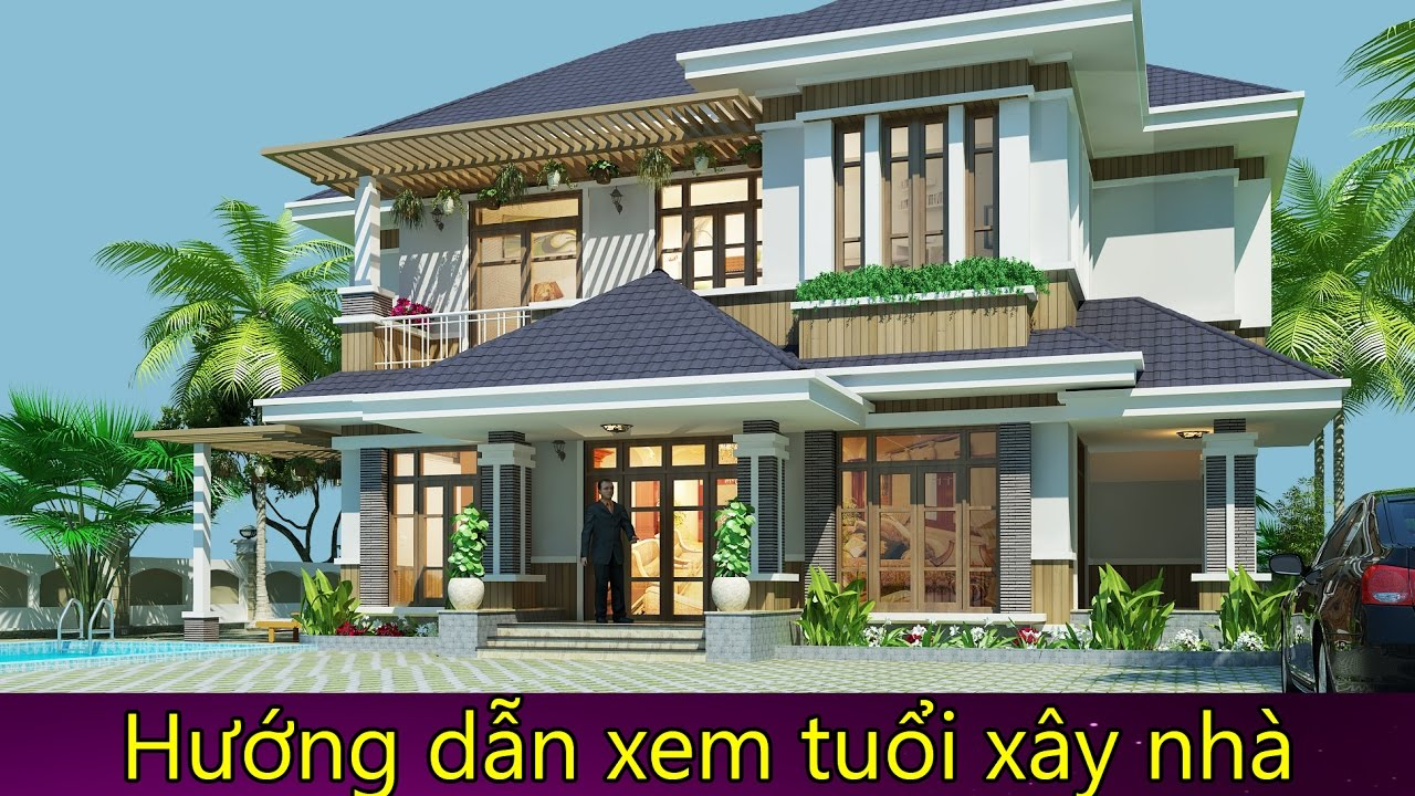 xem nhà, làm nhà, xây nhà