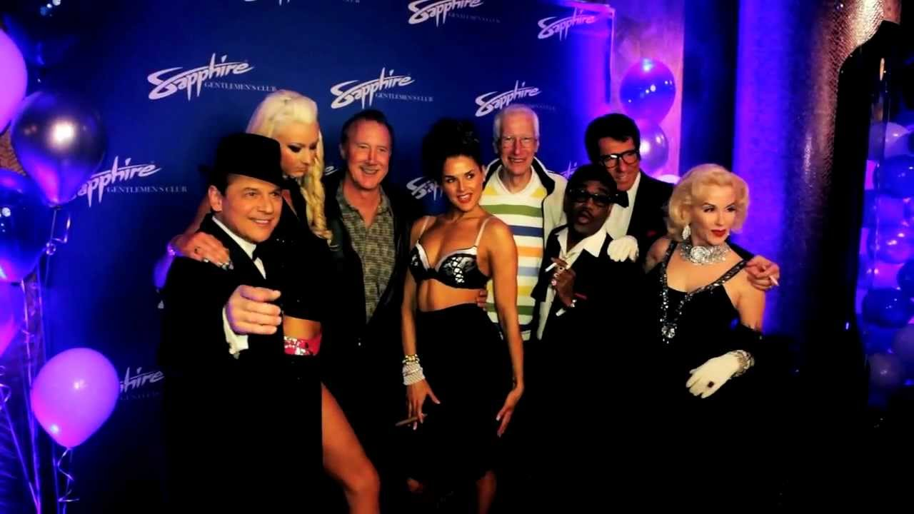 Sapphire 9yr Anniversary Rat Pack Themed Party
