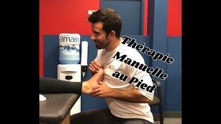 Thérapie Manuelle au Pied