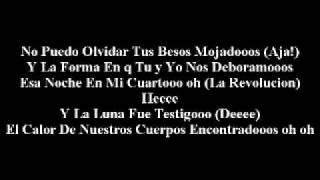 Letra   Wisin y Yandel   Besos Mojados