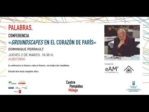 Conferencia dominique perrault 2 marzo 2017 versi n en franc s youtube - Ets arquitectura malaga ...