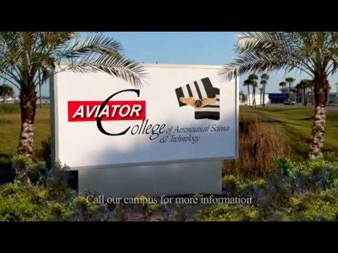 Aviator College. Campus Tour - Aviator College of Aeronautical. Flight School & Pilot Training