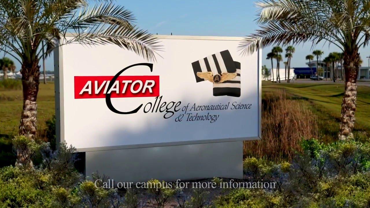 Aviator College Campus Tour Aviator College Of Aeronautical