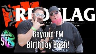 Beyond FM Birthday Bash at Red Flag - Underground St. Louis