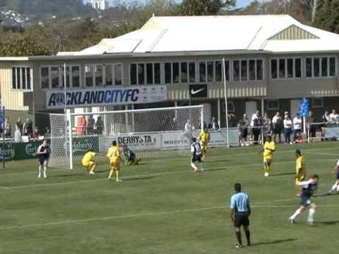 Auckland City Vs AS Magenta (New Caledonia)