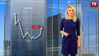 Euro strengthens ahead of ECB meeting  (14.12.2017)