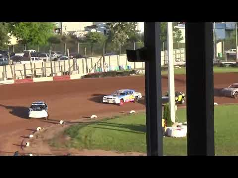 6 7 19 stockcar heat 1 at Luxemburg Speedway