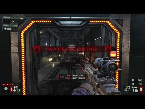 Killing Floor 2: HoE Containment Station Sharpshooter Level 0+ Challenge Long Game w/Hans