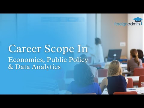 Career Scope of Economics, Public Policy & Data Analytics in 2020 - JKLU-LSEF Webinar