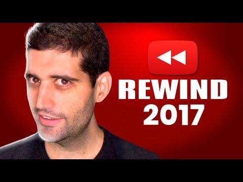 Download Youtube: Reagindo YouTube REWIND 2017, a guerra de amoebas