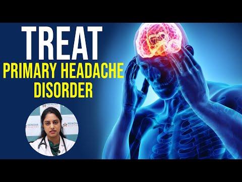 Headache Disorders - Diagnosis And Management Of The Primary Headache - Dr. Pravallika Dutta