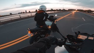 Tom Tickles My Funny Bone - Moto Vlog #3