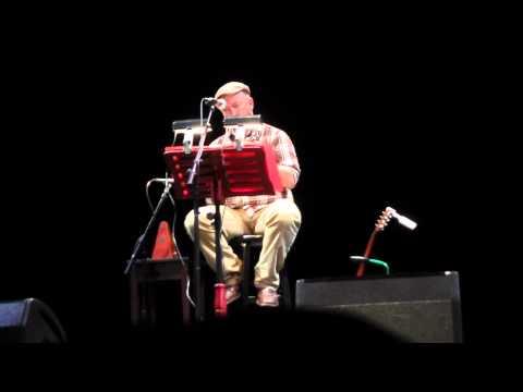 "Stephin Merritt (The Magnetic Fields) ""100,000 Fireflies"" Live at BAM"