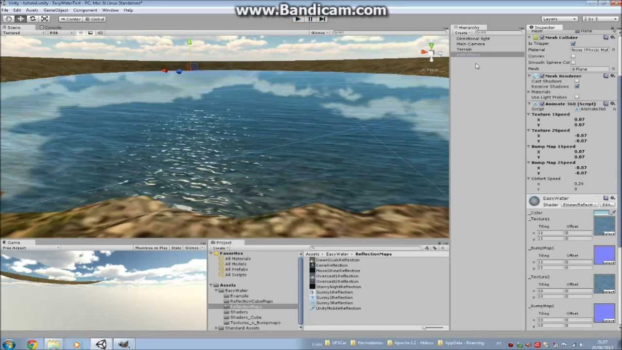 Easy Water for Unity - Tutorial 1