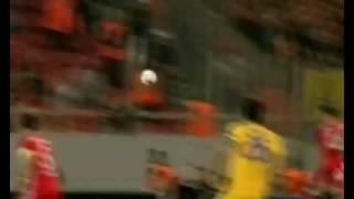 Video Gol Pertandingan Olympiakos Piraeus vs APOEL