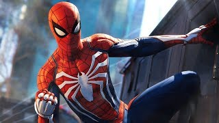 Spiderman : Ps4 / Le film d'animation complet