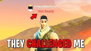 "I put ""1V1 ME"" in my Fortnite name and Danced on Every Kill thumbnail"
