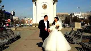 Свадебный клип Ксения и Глеб