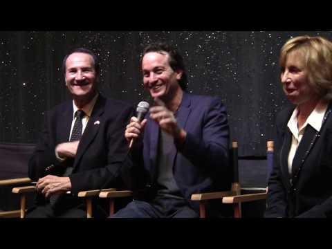 "Tal Brody talks ""On the Map"" w Nancy Spielberg, Danny Menken @ Israel Film Festival L.A."