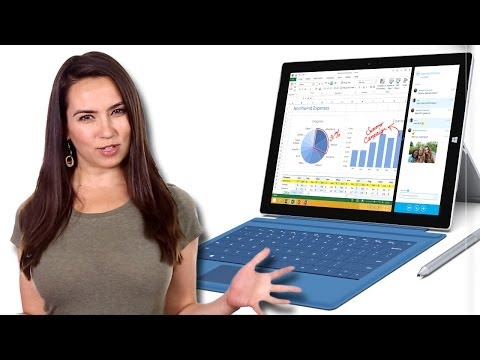 Surface Pro 3 -- Finally A Tablet That Can Replace Your Laptop?!?