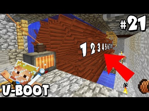 9 WASSER-RÄDER = MASSIG ENERGIE ?! 💦 MINECRAFT U-BOOT #21 💦 Modpack: In the Sea | Kev