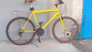 Как покрасить велосипед(Как покрасить велосипед баллончиком., 2014-06-10T07:31:34.000Z)