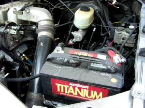 Ford Excursion  Valve Cummins Turbosel Engine Swap