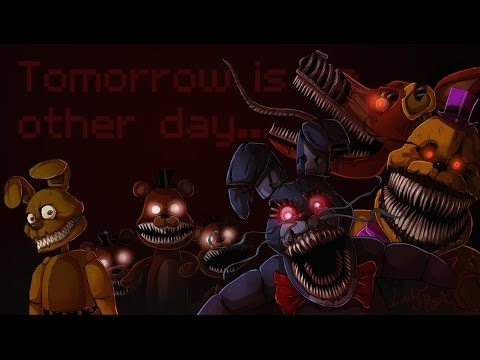 Five nights at freddy s 3 song make this puppet proud 1 hour adam