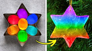 DIY Christmas decorations to upgrade Your Holiday || NEW YEAR Tips & Christmas Tree Ideas