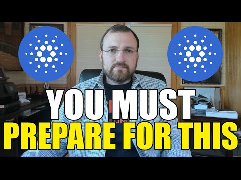 """""""THIS IS GOING TO CHANGE EVERYTHIG"""" - Charles Hoskinson: This Is Just The Beginning For Cardano ADA!"""