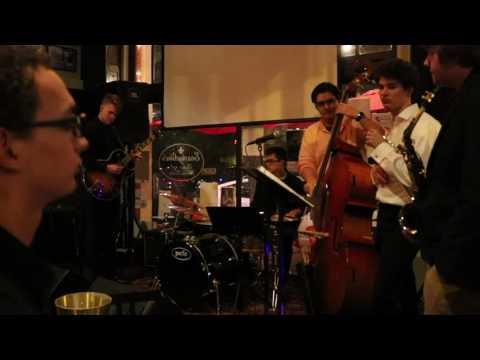 Ryan Hoffman Quartet Live @ Evangeline's Bistro St. Louis