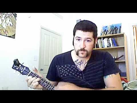 Amber By 311 On Ukulele Youtube