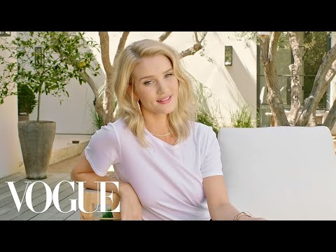 73 Questions With Rosie HuntingtonWhiteley  Vogue